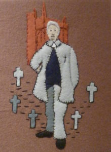 From The History Tapestry Andrew Fuller Chater