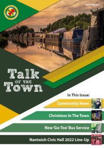 Autumn Talk of the Town Front Cover