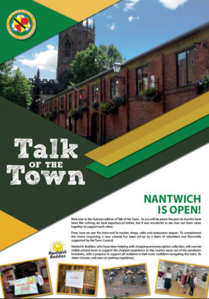 Talk Of The Town Front Cover