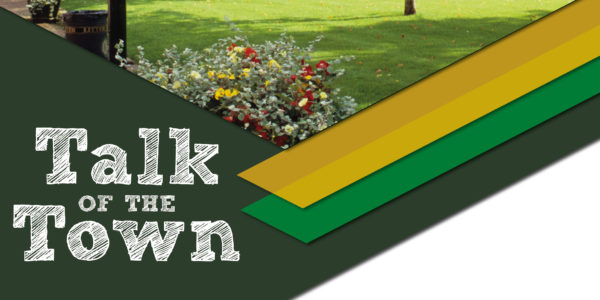 Talk Of The Town Summer Front Page