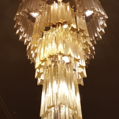 Civic Hall Chandelier