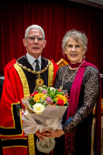 Mayor Of Nantwich And Consort