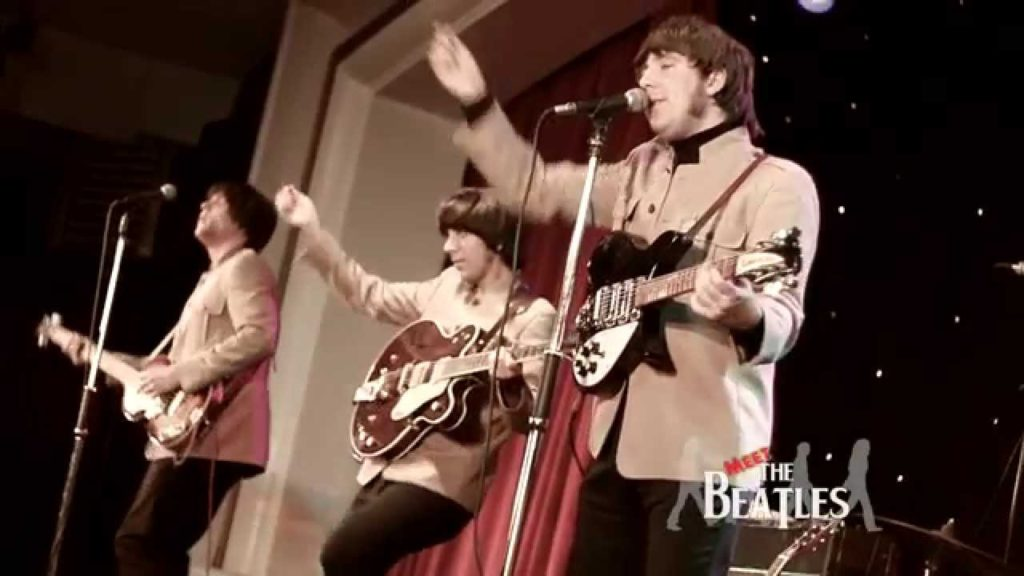 Meet The Beatles1