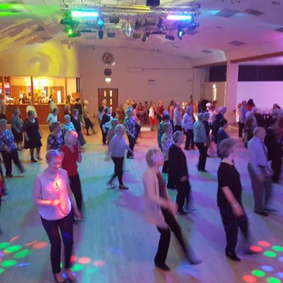 Dancing Event at Civic Hall