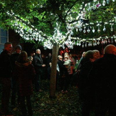 Nantwich Tree of Light Service