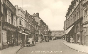 A Historic Picture Of Nantwich