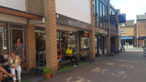 Cafes And Shops In Nantwich