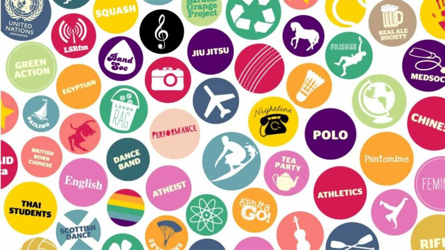 Clubs And Societies Icons