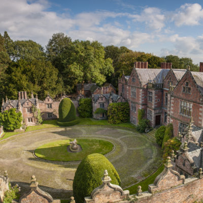 Dorfold Hall - Click to open full size image