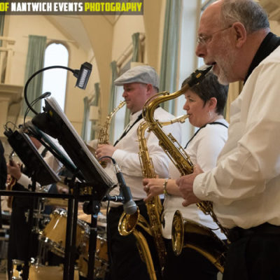Music At Nantwich Jazz Festival