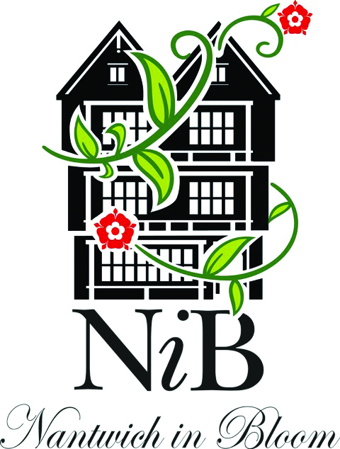 Nantwich In Bloom Logo
