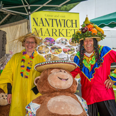 Traders At Nantwich Show