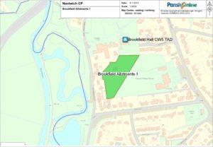 Brookfield Allotment Site1