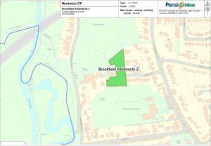 Brookfield Allotment Site2