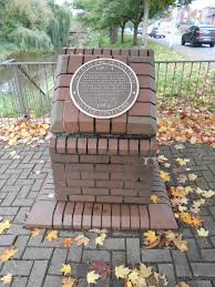 Great Fire Of Nantwich Plaque