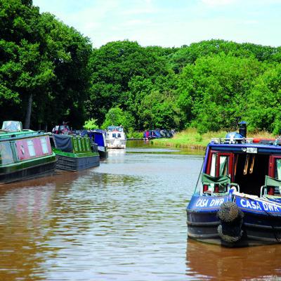 Nantwich Canal