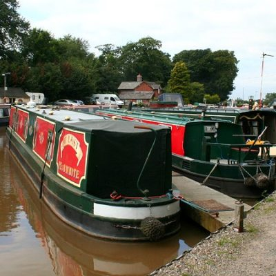 Nantwich Canal Centre - Click to open full size image