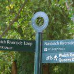 Nantwich Loop Walk Sign