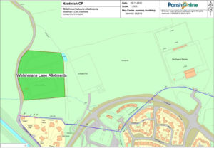 Welshmans Lane Allotment Site