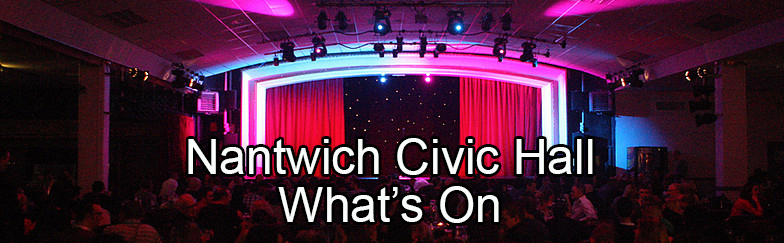 Civic Hall Ready For A Show