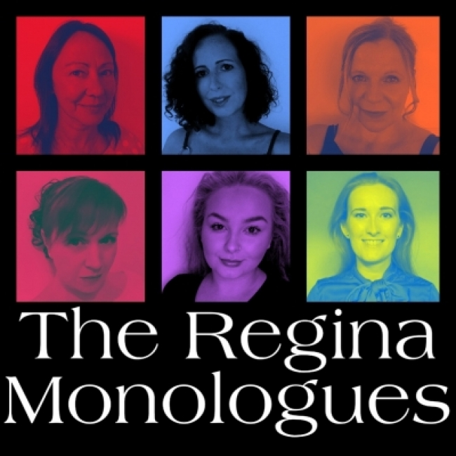 Nantwich Players The Regina Monologue Advert