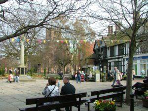 Nantwich Town Square