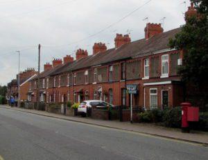 Millstone Lane Nantwich