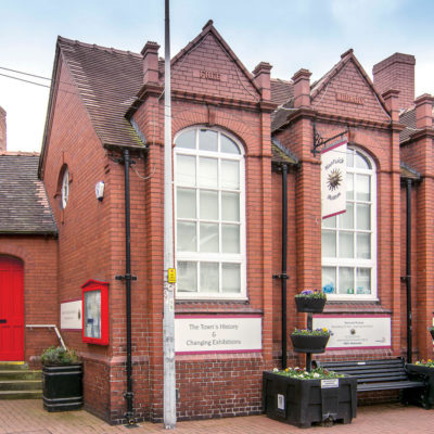 Nantwich Museum - Click to open full size image
