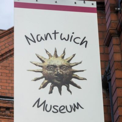 Nantwich Museum Sign - Click to open full size image
