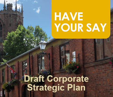 Strategic Plan Document Cover Image