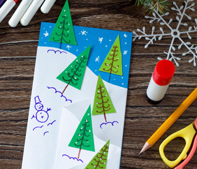 Christmas Card Creation