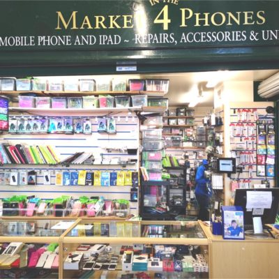 In The Market For Phones