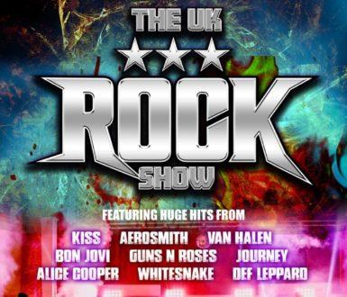 UK Rock Band Logo