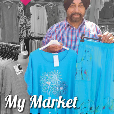 Clothing Market Traders