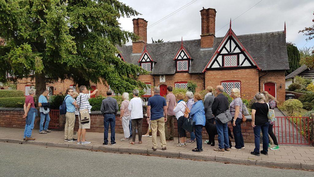 A Nantwich Museum Walking Tour