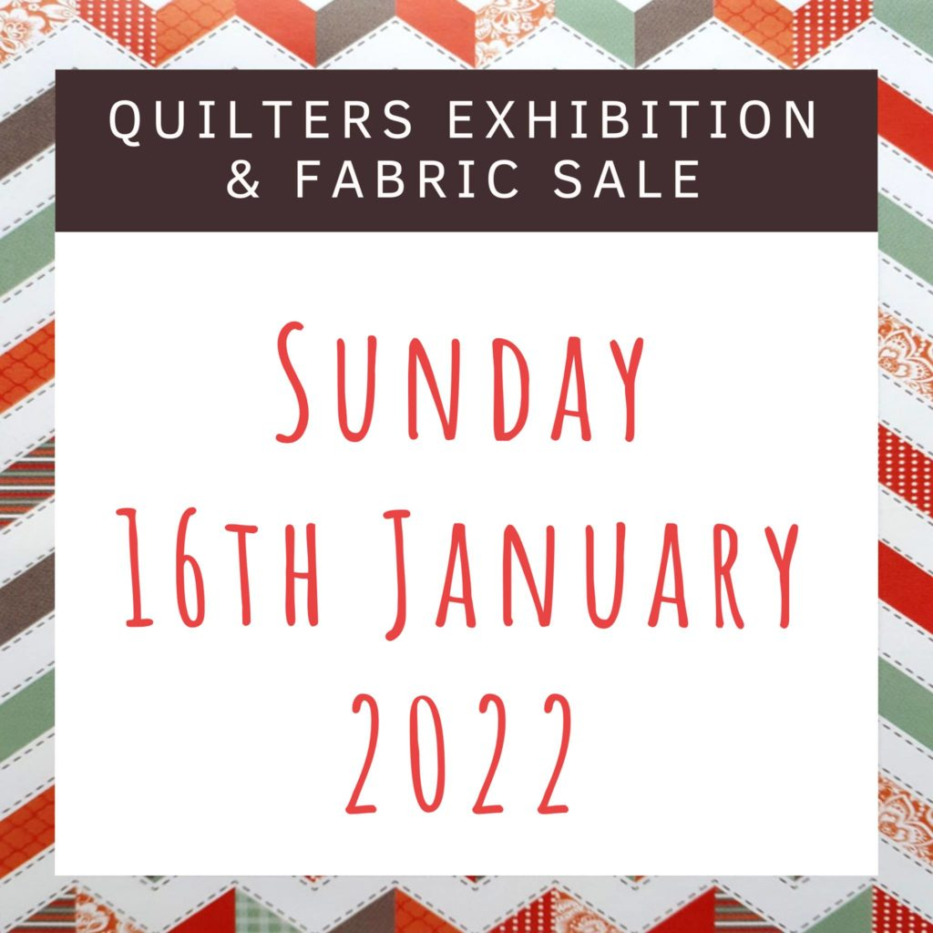 Quilt and Fabric Sale advert 2022 1
